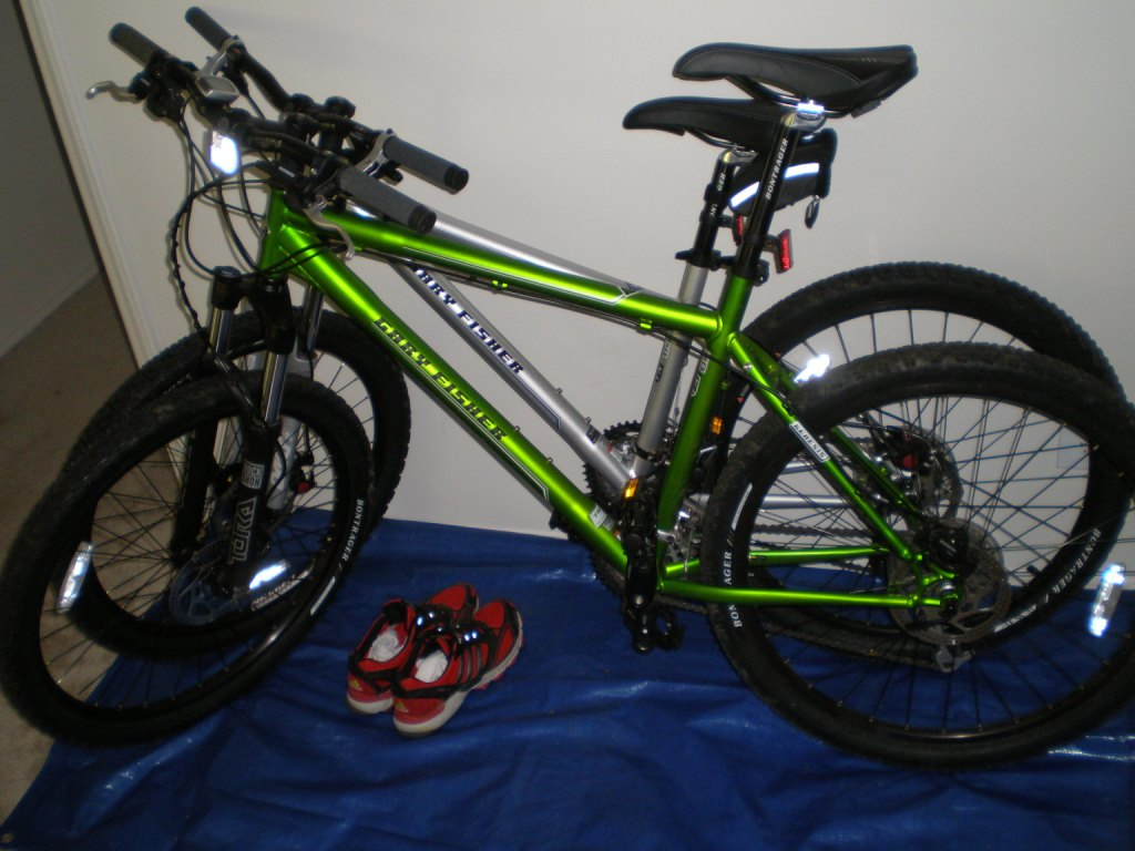 Gary Fisher Bicycle Models Bicycle Bike Review