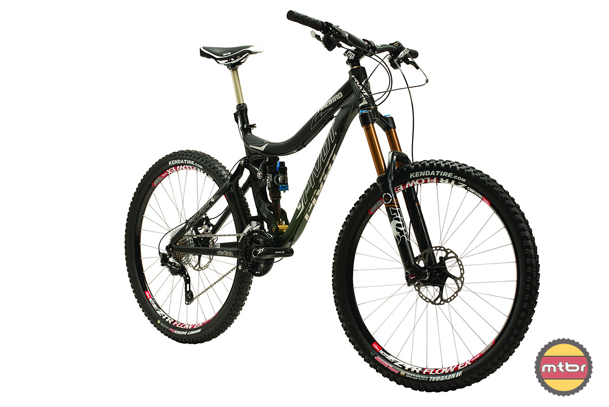Pivot Firebird 27.5 Black