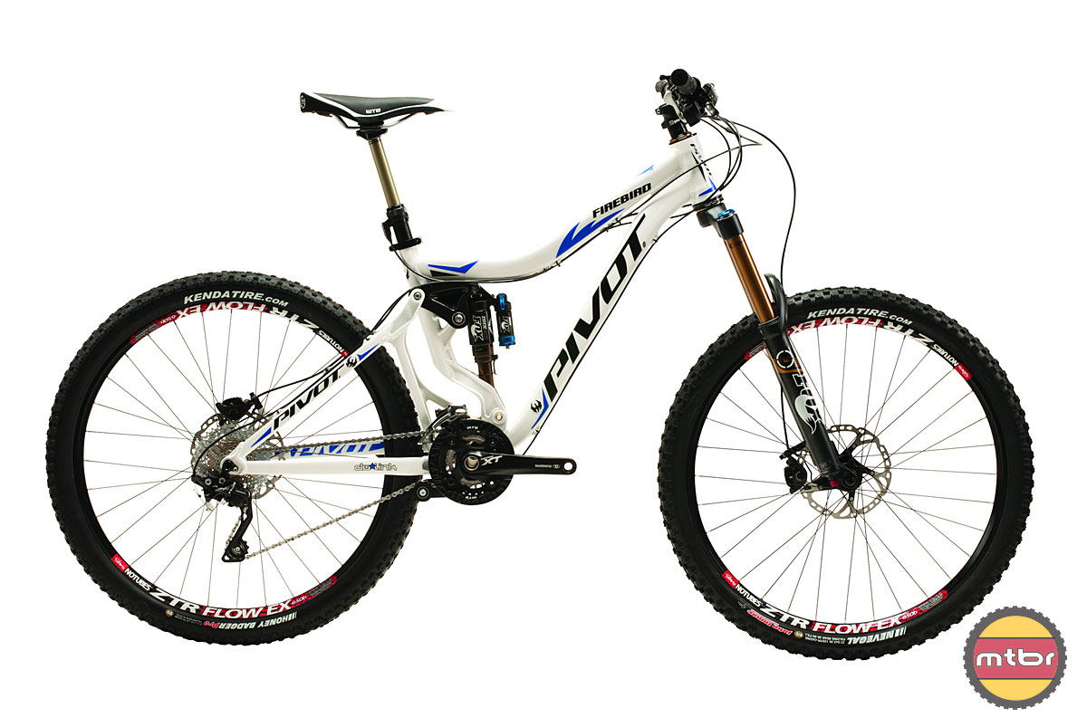 Pivot Firebird 27.5 Blue