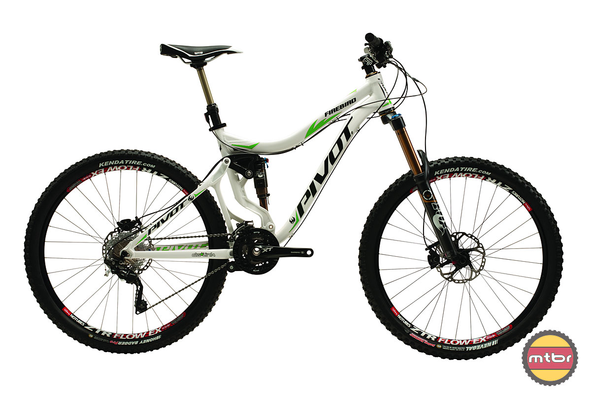 Pivot Firebird 27.5 Green
