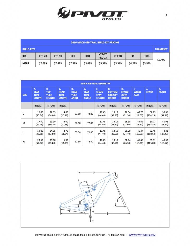 Honzo DL frame size- Mtbr.com