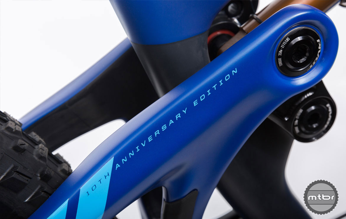 c5a20b2ab Pivot celebrates 10 with anniversary edition Mach 5.5