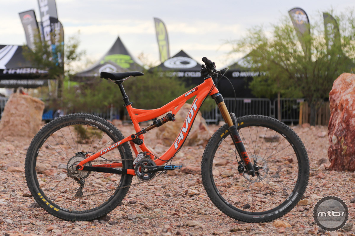 After three years of development, Pivot's new Alloy Mach 6 delivers a versatile ride at an attainable price.