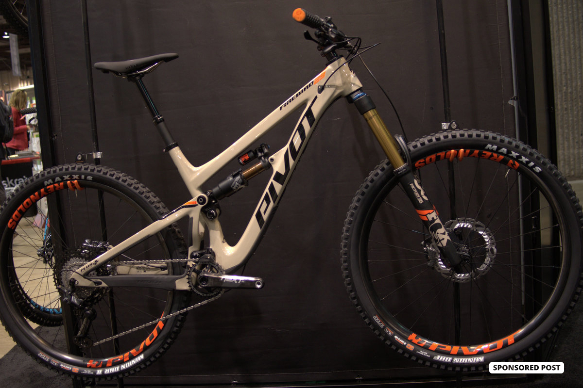 Pivot Cycles has been busy introducing new, revolutionary bikes as well as thoroughly updating bikes with a loyal following