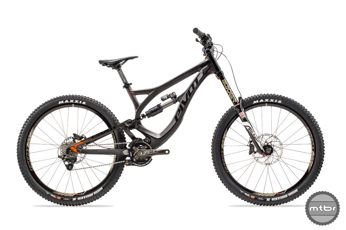 Pivot Phoenix Carbon 27.5 - black (Zee build)