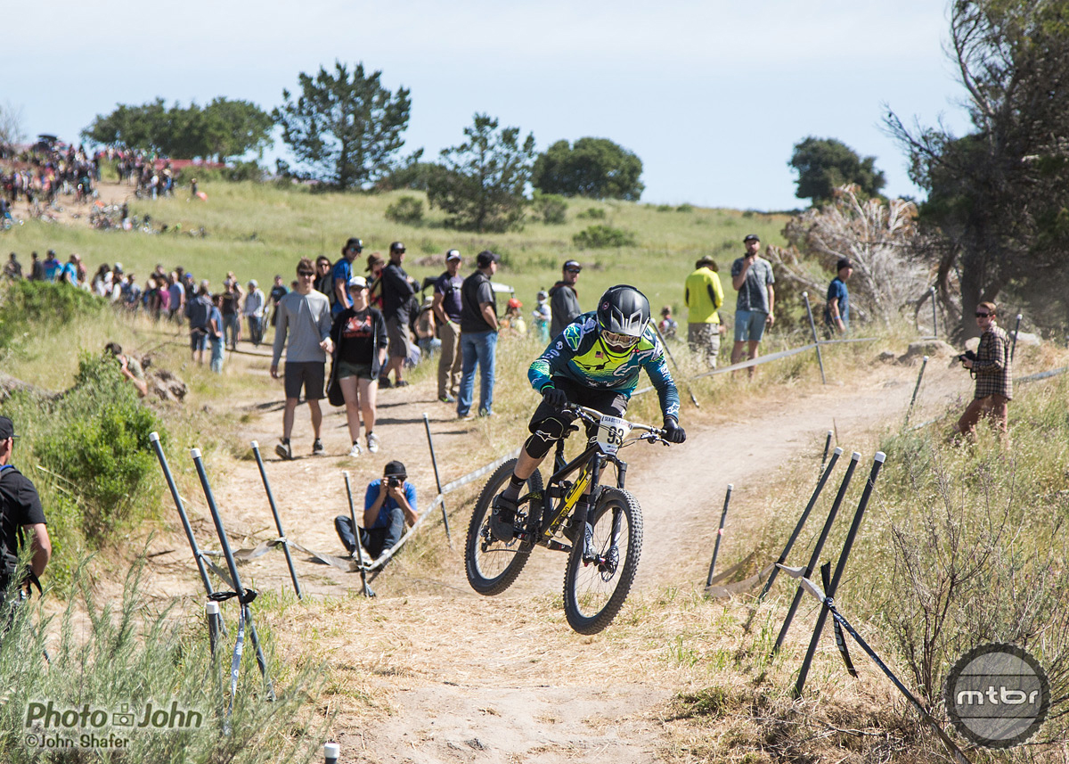 Sea Otter DH Course