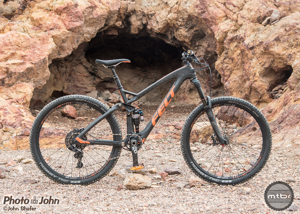 My Felt Decree 1, when she was fresh and new, at Bootleg Canyon in Boulder City, NV.