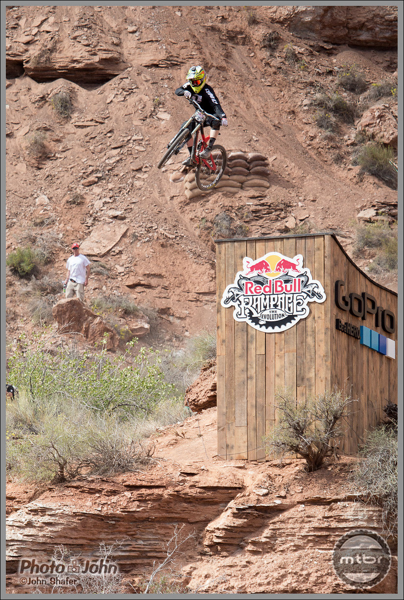 Mike Hopkins - Red Bull Rampage