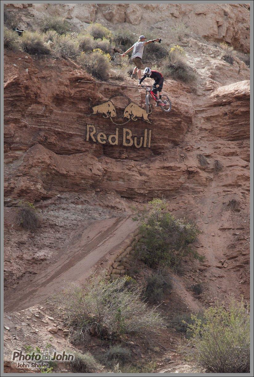 Kyle Norbraten - Red Bull Rampage