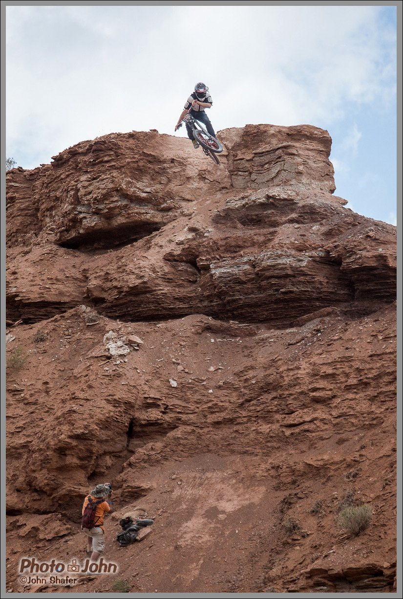 Wil White - Red Bull Rampage