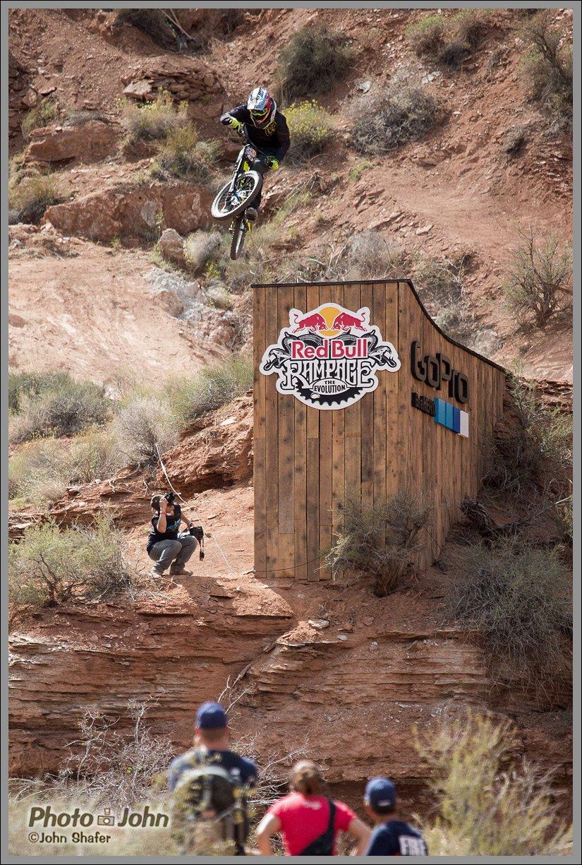Kyle Jamison - Red Bull Rampage