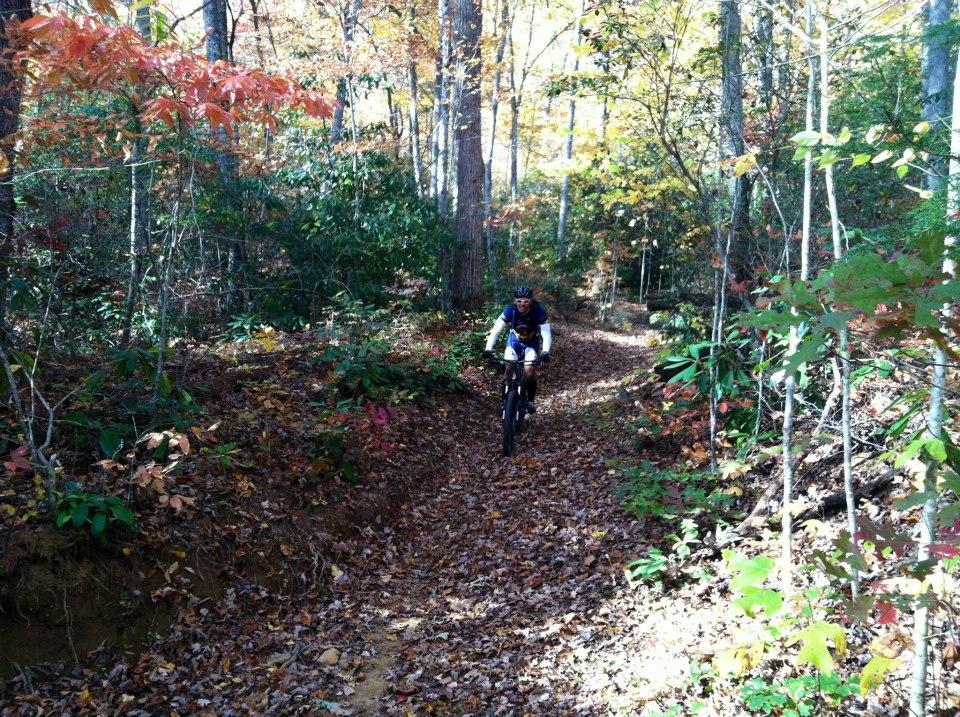 Pisgah Mountain Bike Adventures:  Two Thumps Up!-pmba-ride-11.jpg