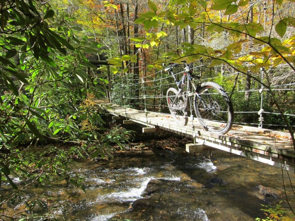 Pisgah Mountain Bike Adventures:  Two Thumps Up!-pmba-ride-4.jpg