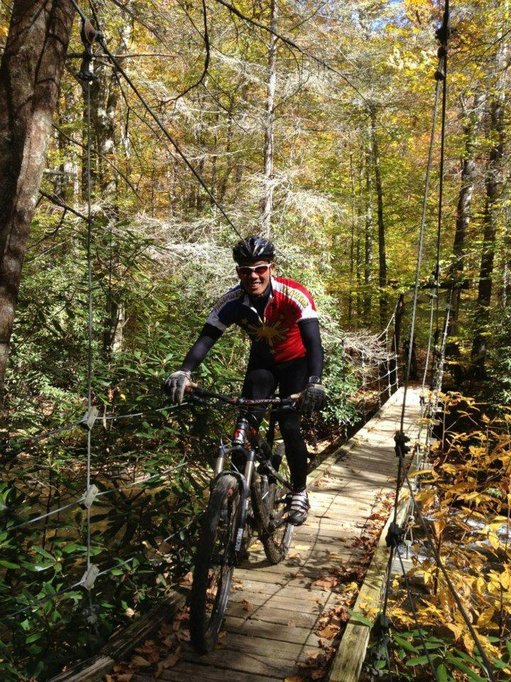 Pisgah Mountain Bike Adventures:  Two Thumps Up!-pmba-ride-8.jpg
