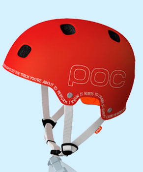 POC Pro Model Helmet