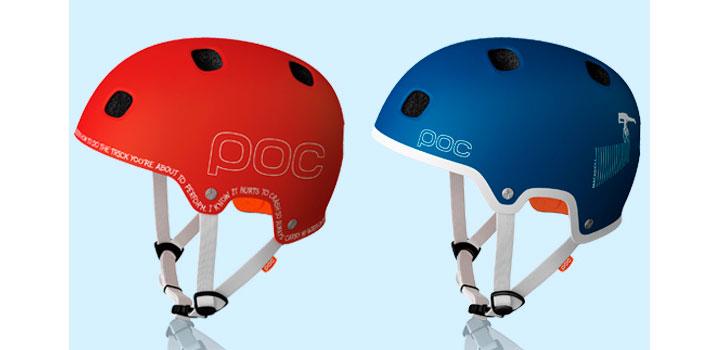 POC Pro Model Helmets