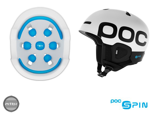 POC SPIN Auric Cut Backcountry Helmet MIPS