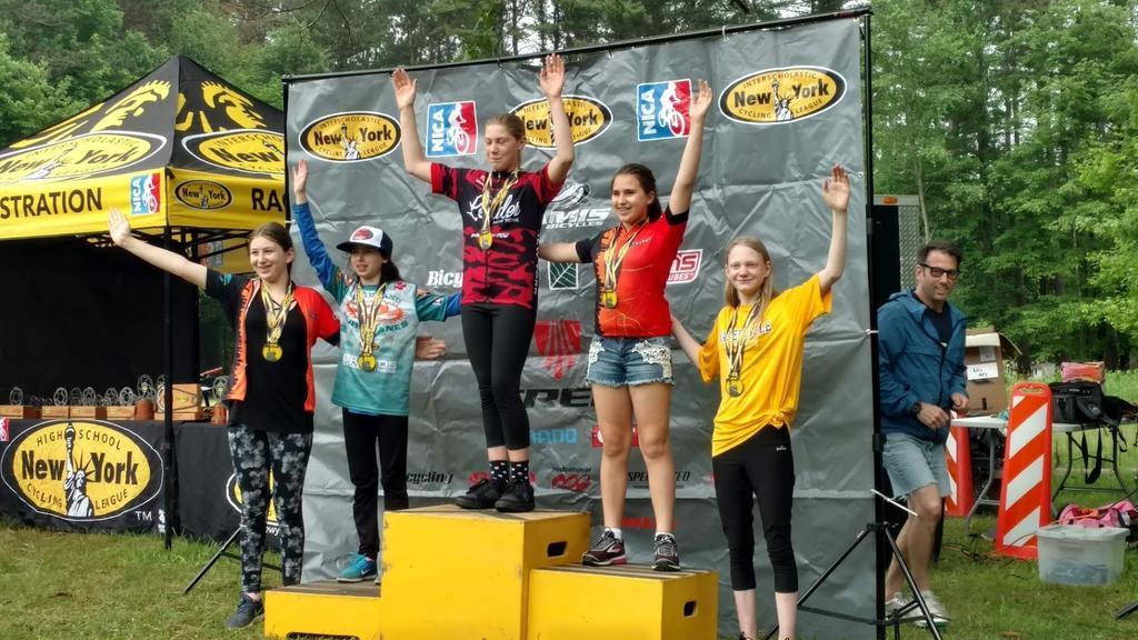 Girls on Bikes-podium.jpg