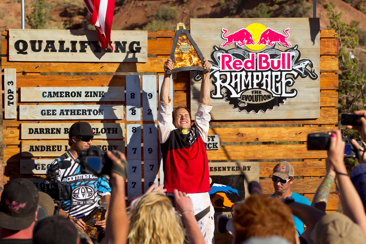 Red Bull Rampage Finals 2010