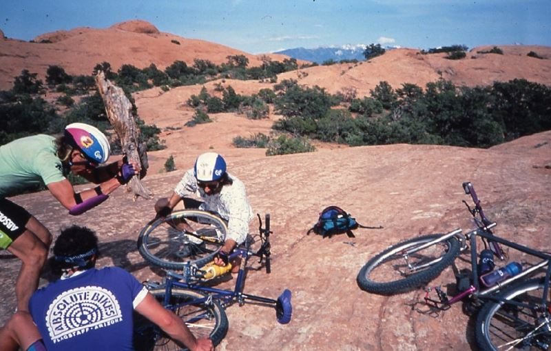 Moab, Portal, and Two Old Guys-poison-spider_1992.jpg
