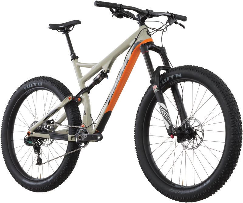 Salsa Cycles Pony Rustler Carbon XO1.