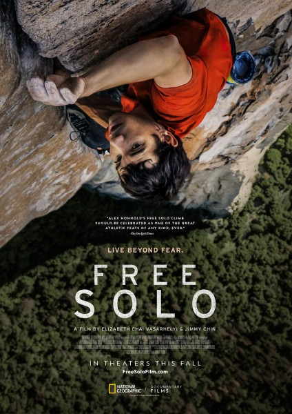 Free Solo in NorCal theaters this weekend-poster.jpg