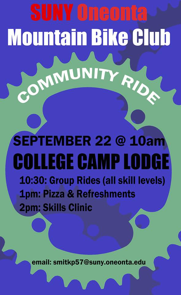 Oneonta Community Ride Day, September 22, 10am-poster.jpg