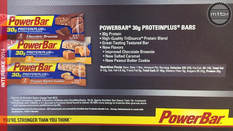 Powerbar Proteinplus Info