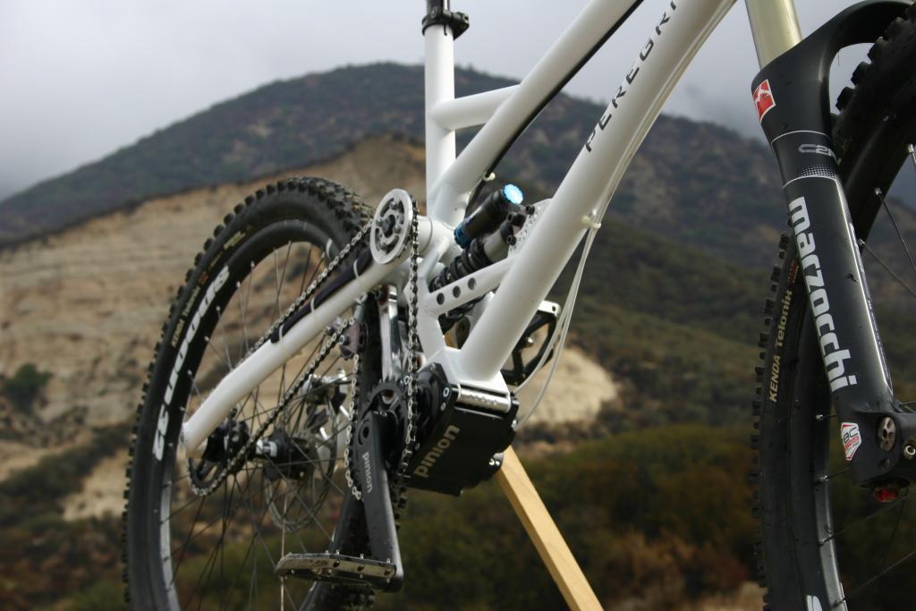 Gear Box Pinion : Pinion gearbox bike mtbr