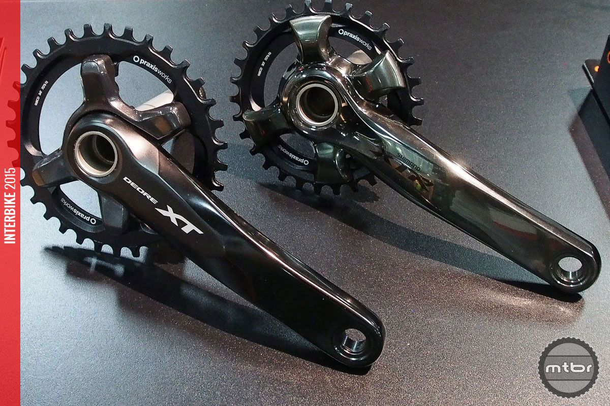 Praxis Works Offers Narrow Wide Chainring For Shimano Xt