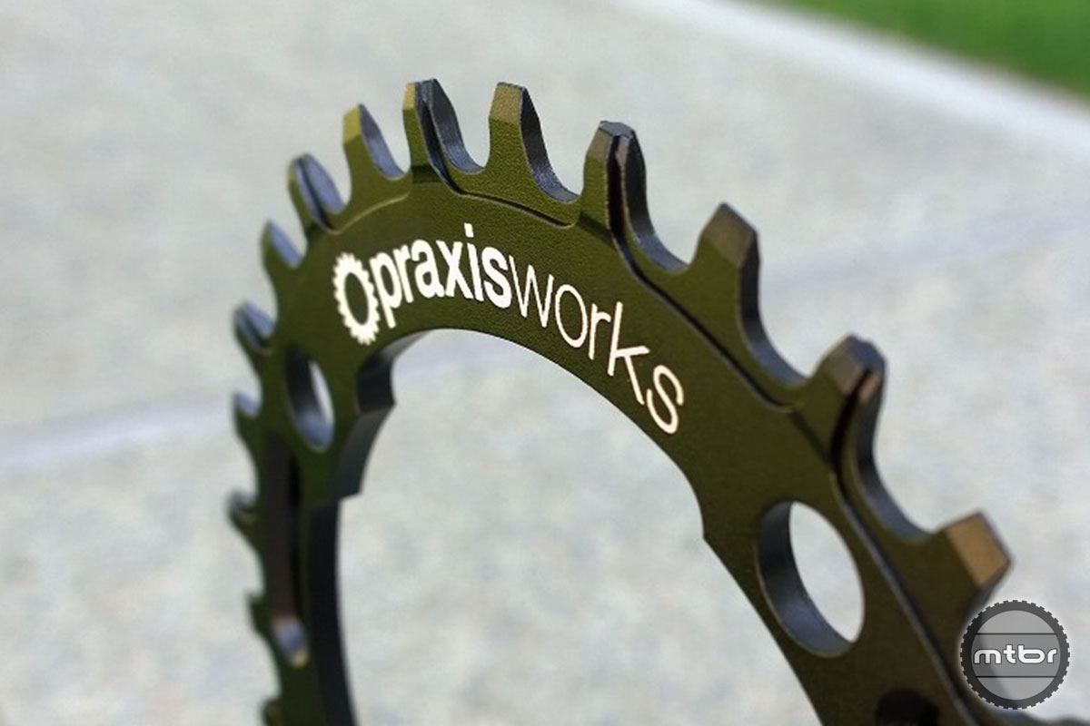 Praxis Works 1X Wide/Narrow