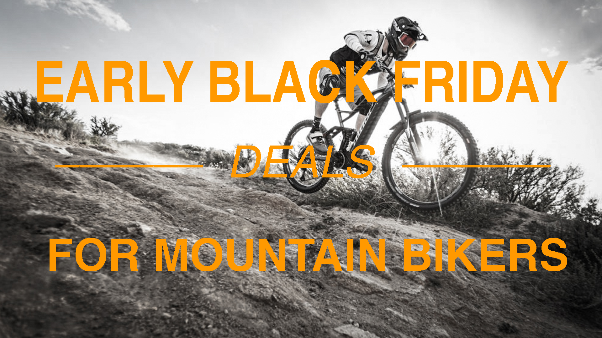 No need to wait until Black Friday or Cyber Monday. These great early Black Friday bike deals are available now!