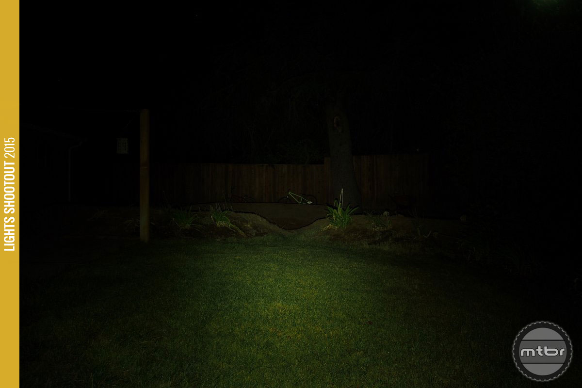 Princeton Tec Push Backyard Beam Pattern