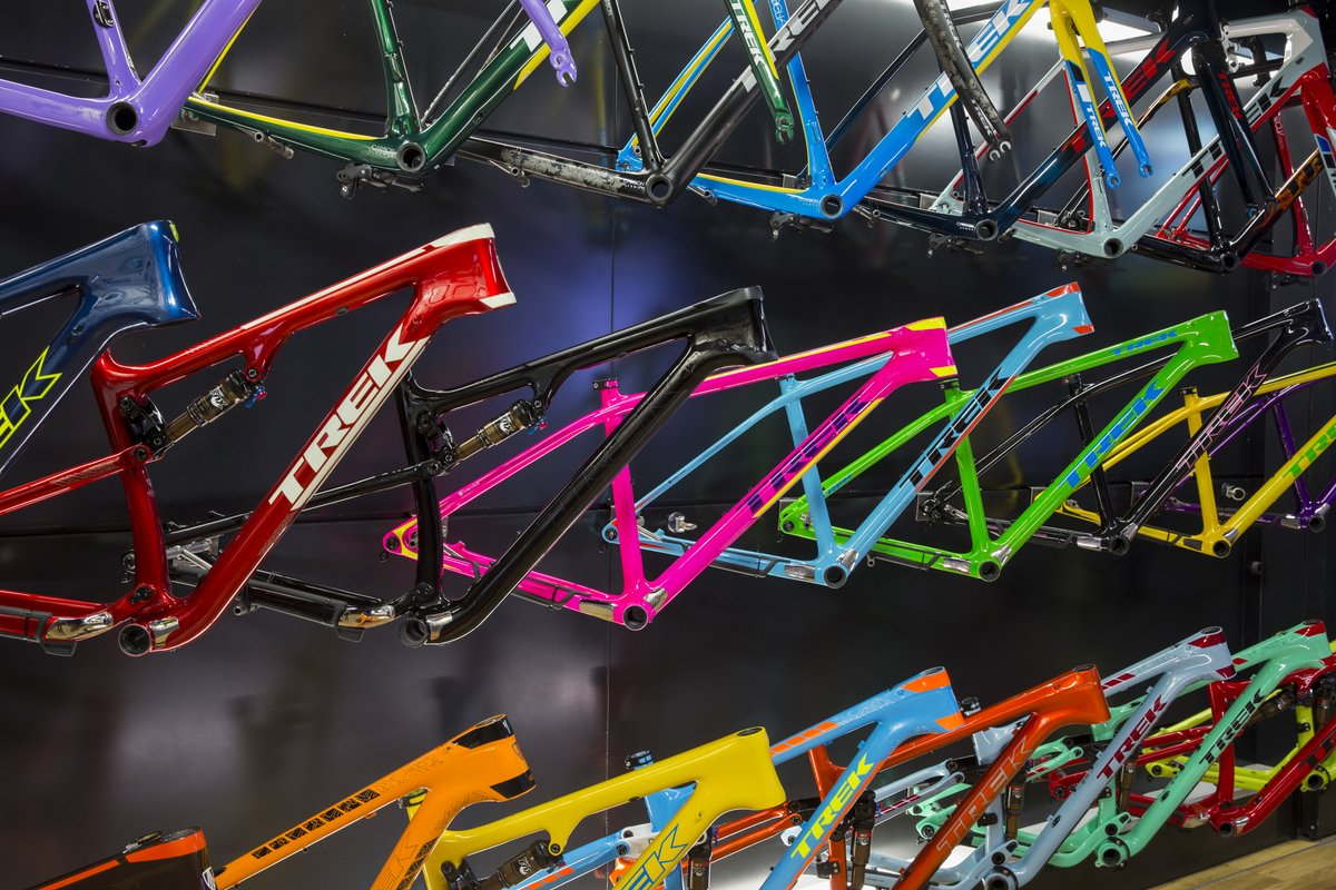 Just In: Trek Project One Custom Mountain Bikes Now Available ...