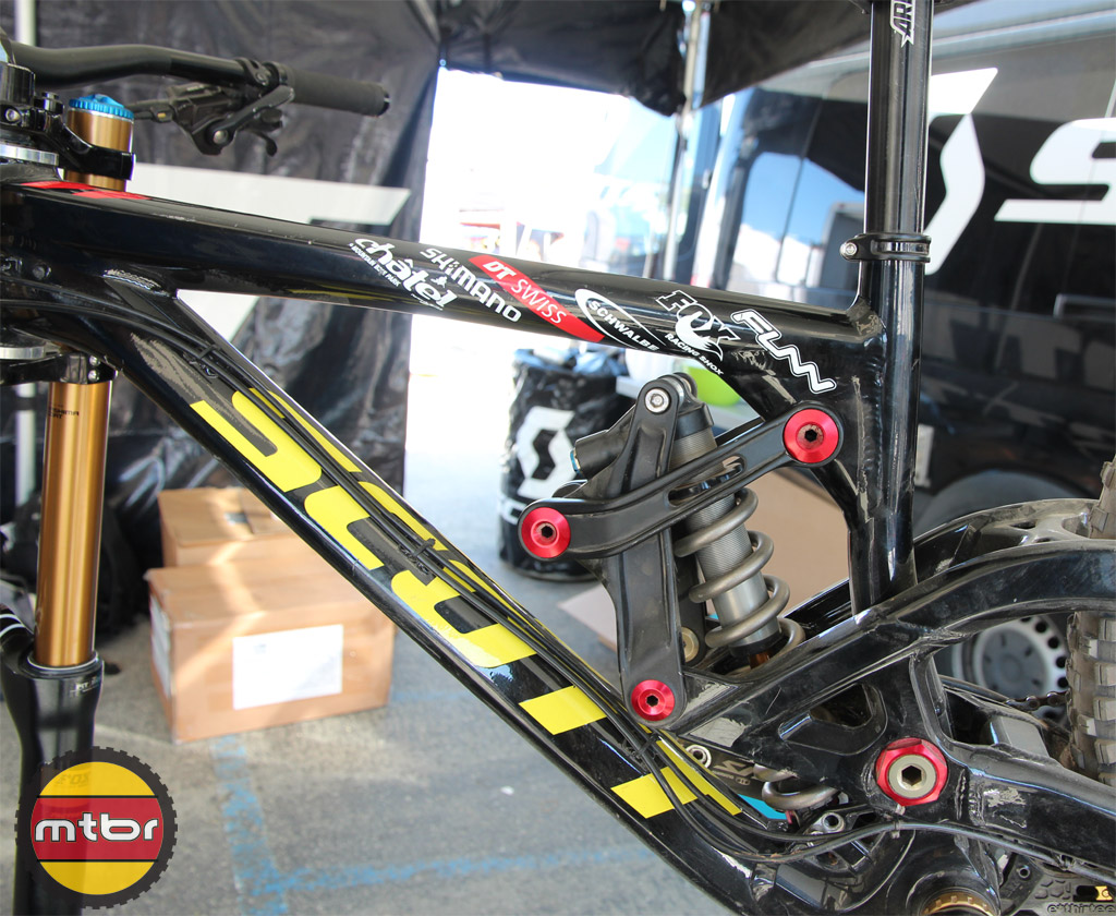 Scott Sports Prototype DH