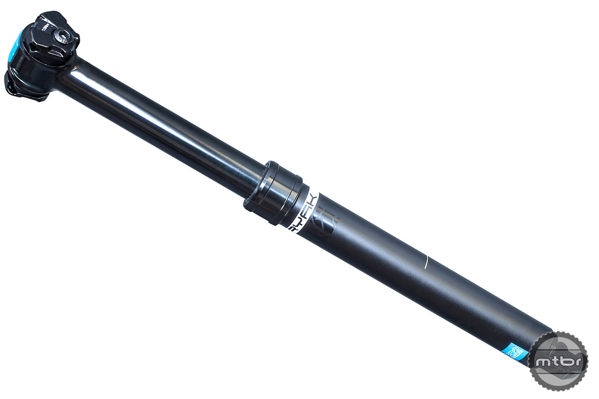 The Shimano Koryak post is a 120mm travel cable actuated post from Shimano's PRO division.