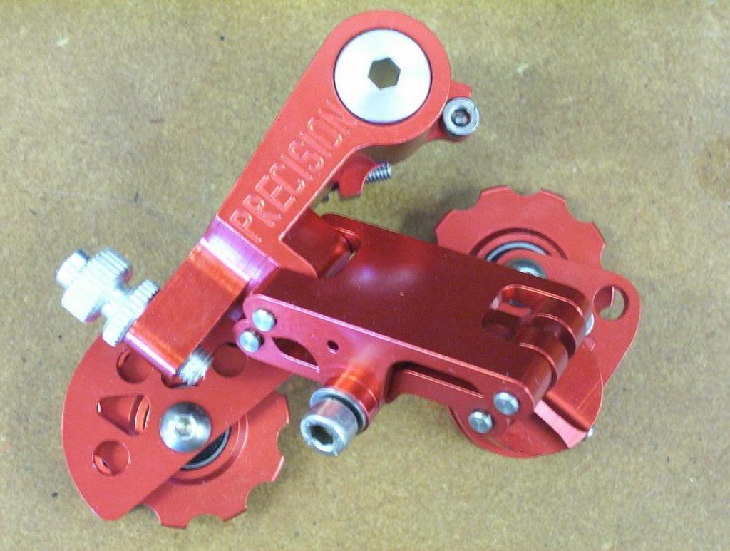 Precision Billet Proshift Derailleurs & Shifters-ps-rear-der-nos-frntvw-65.jpg