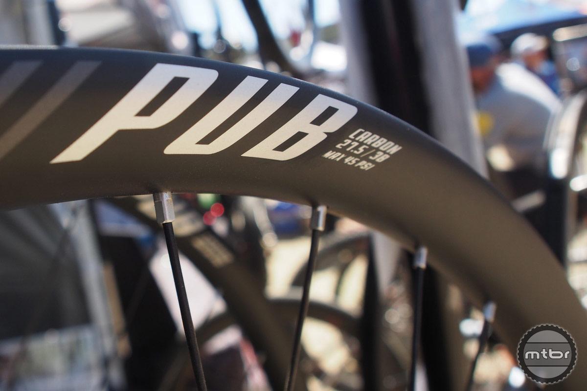 Pub Carbon Wheels