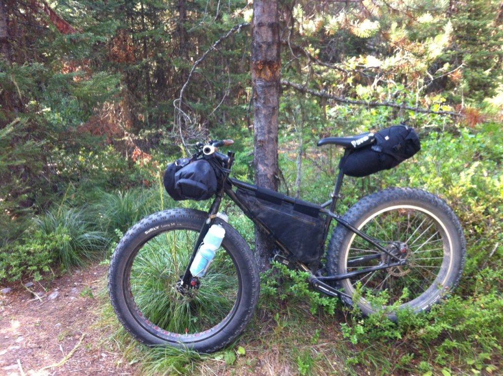 Post your Bikepacking Rig (and gear layout!)-pugsley-bikepackingsetup.jpg