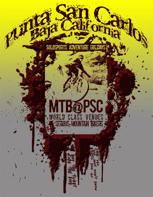 Punta San Carlos Poster