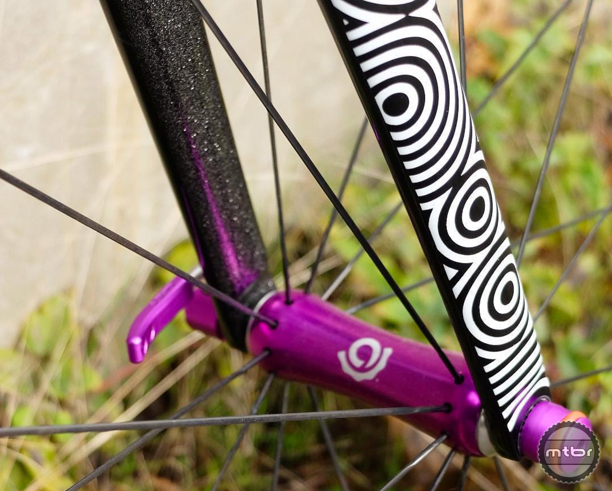 If you're interested in a limited edition color, follow Paul Components on social media. Photo by @BicycleCrumbs