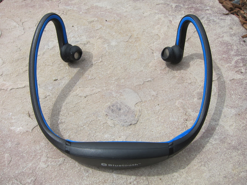 QAK - Thump Blu Headphones