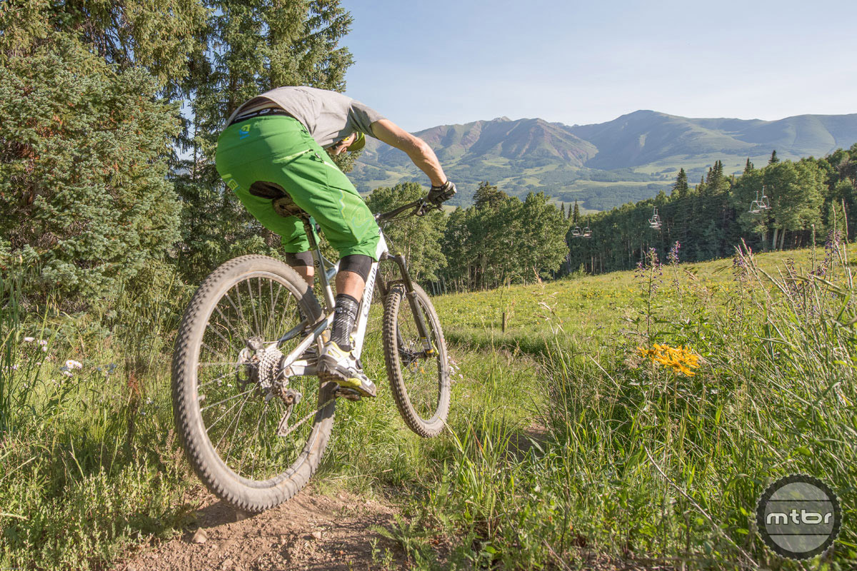 It's not better to look good than feel good, but functional (and fashionable) MTB clothing is definitely an integral part of the cycling experience. Photo by Dave Kozlowski