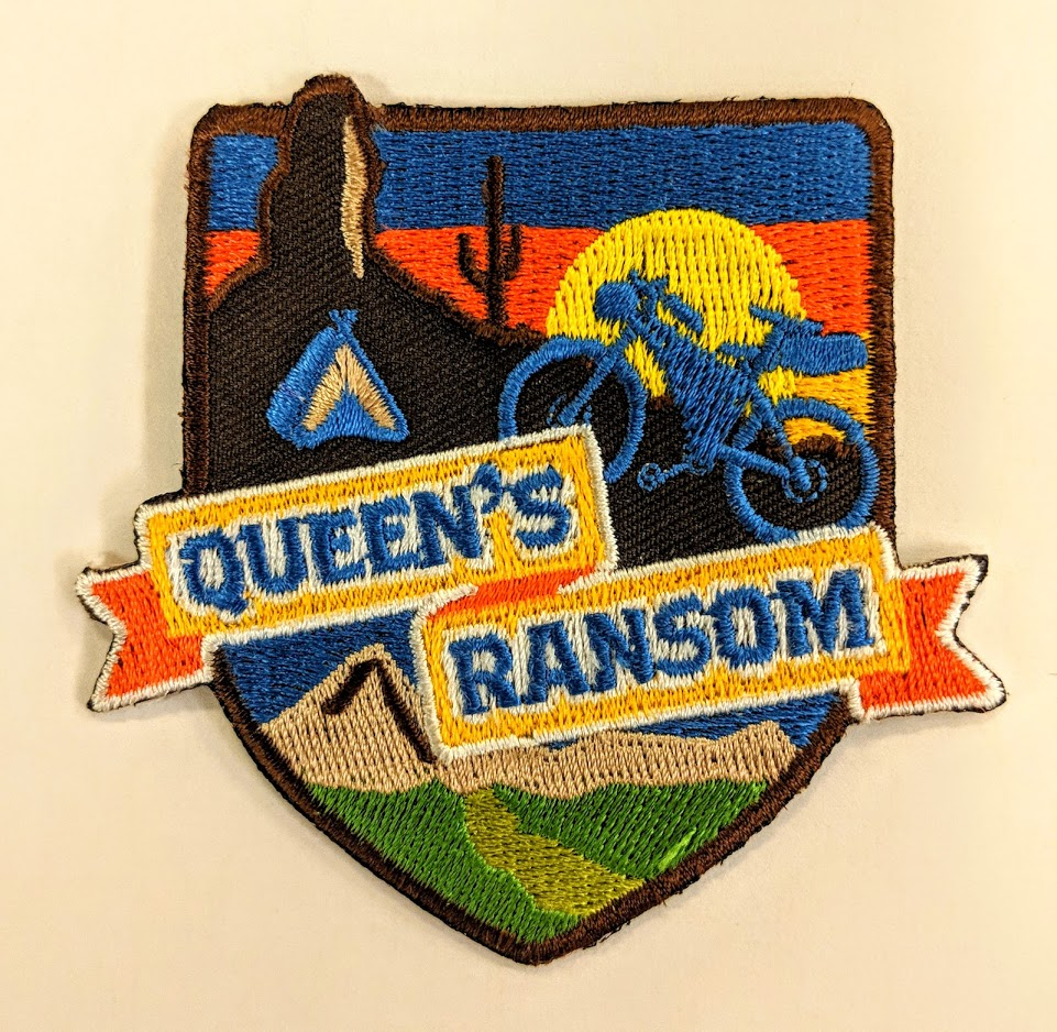 OPEN INVITE: Queen's Ransom Bikepack - March 1 - 4-qr_patch.jpg