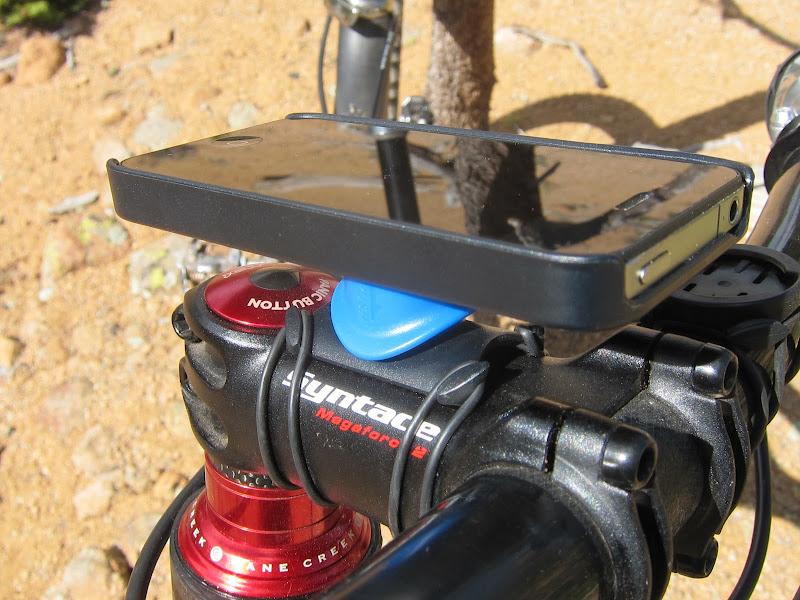 Quad Lock Iphone Bike Mount System