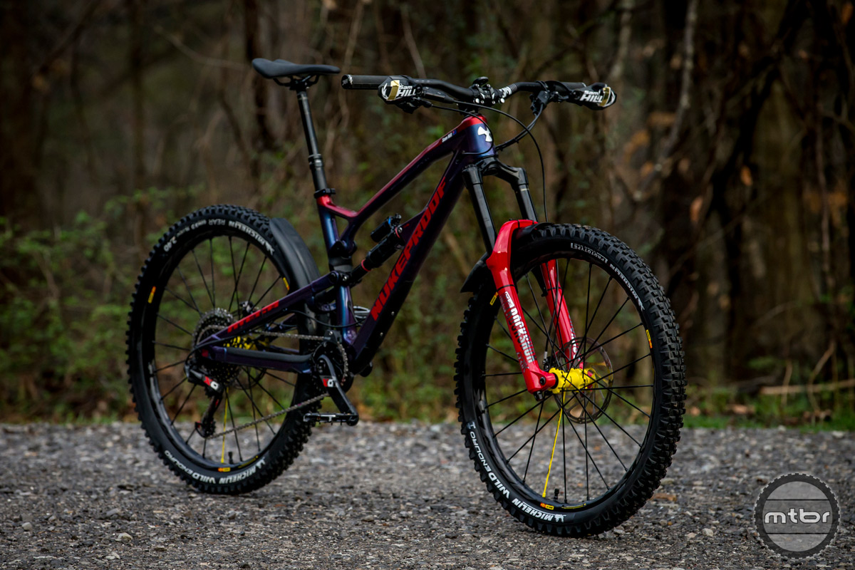 Sam Hill NukeProof Mega