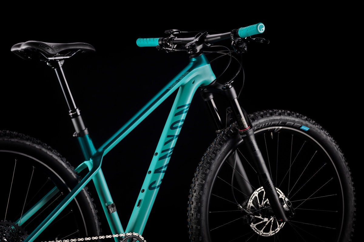 Canyon launches women's specific MTB line