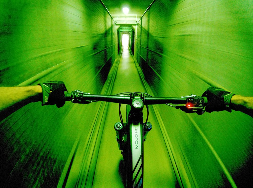 One picture, one line.  No whining. Something about YOUR last ride. [o]-rabbithole.jpg