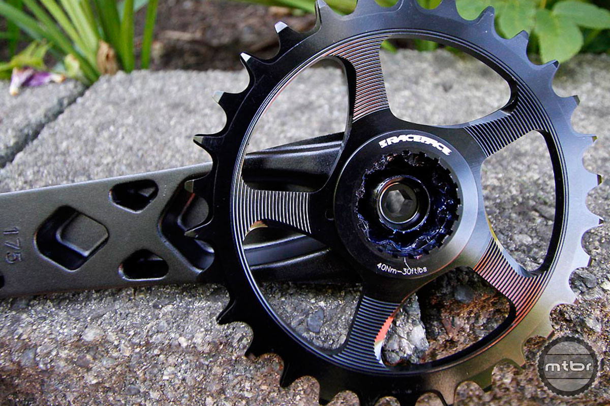 Race Face Turbine Crankset 2