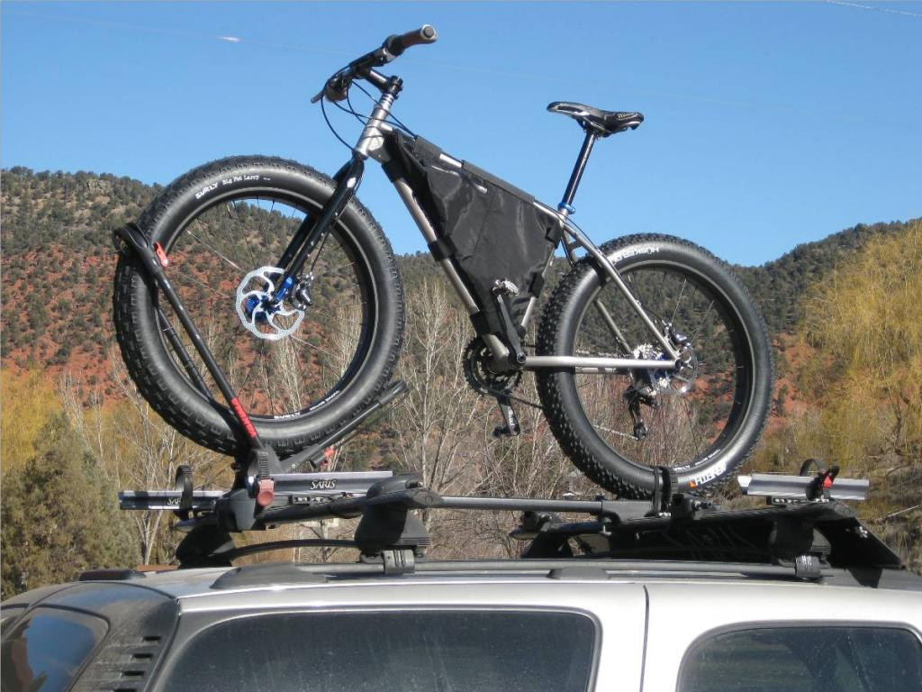 Racks That Fit Fat Bikes Mtbr Com